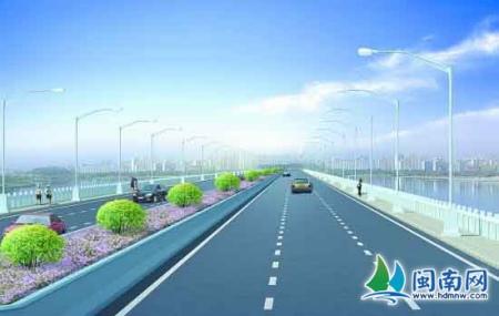 泉州大桥姐妹桥效果图-泉州大桥 姊妹桥 只待最终批复 解堵只欠东风