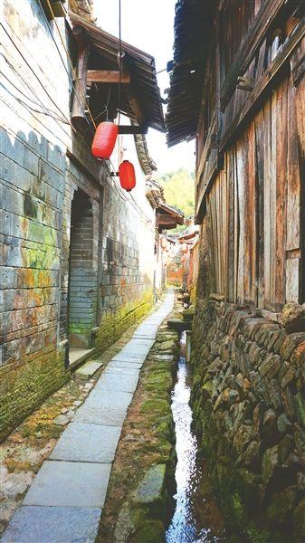 小源村巷子