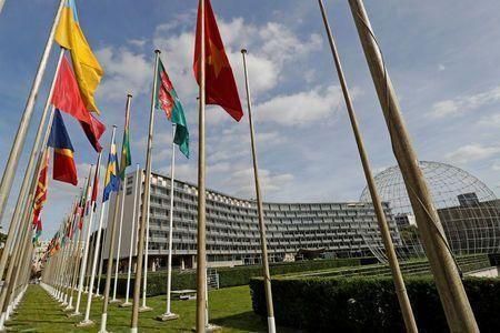 资料图:联合国教科文组织总部大楼。 图片来源:路透社