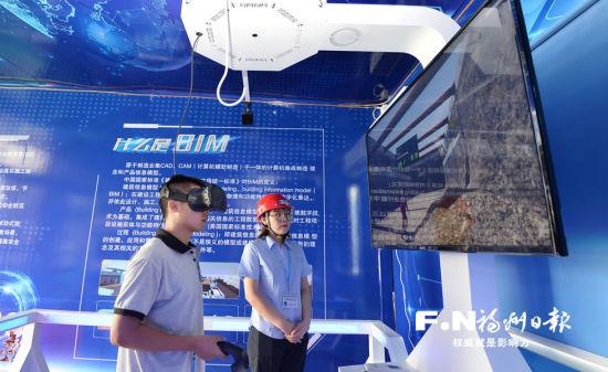 通过VR体验式学习,可让工人提前了解施工流程和环境。