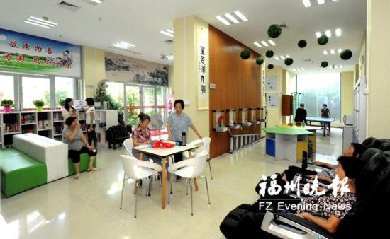 大名城社区综合文化服务中心设施齐全。