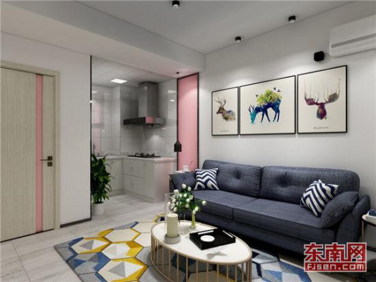 澳门威尼斯人网站某本土长租公寓运营商打造的长租公寓(受访者供图)