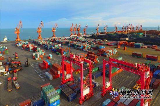北海铁山港码头。(北海市委宣传部供图)