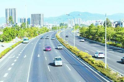 城港大道改造整治提升工程