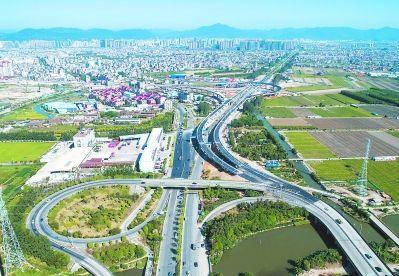沈海高速黄石出口互通提升工程