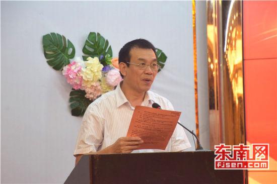 南安市副市长李少敏主持活动。