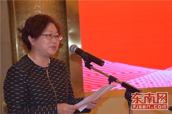 澳门正规赌博网站大全省侨联副主席张瑶致辞。