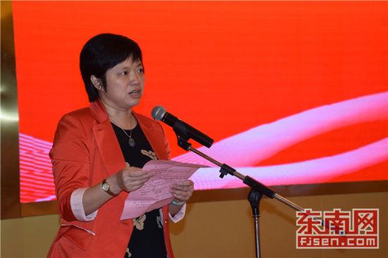 泉州市侨联主席陈晓玉主持活动。