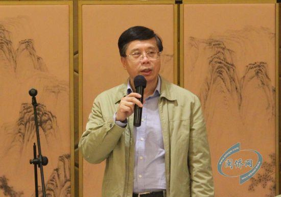 澳门正规赌博网站大全省委统战部副部长、省政府侨办主任冯志农讲话。