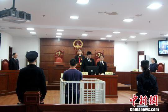永定法院审结首起速裁程序刑事案件。 张丽华 摄