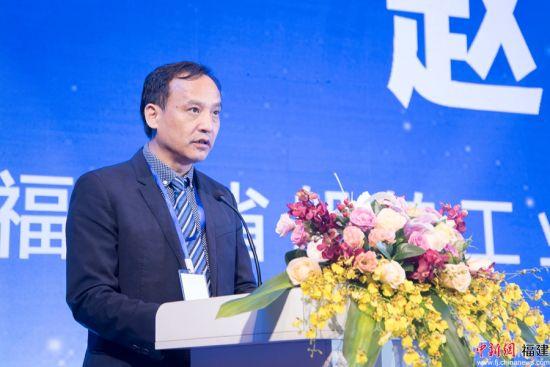 4.赵金杰表示,福船集团将以匠心立业精神,打造新时代的大国重器。谢帝谣 摄