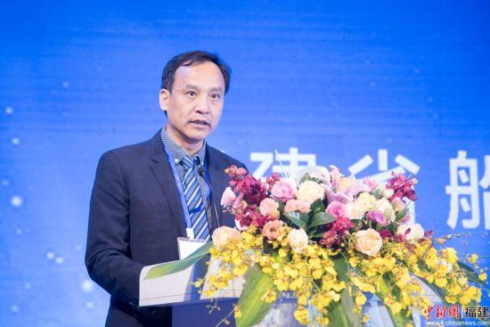 赵金杰表示,福船集团将继承和发扬丝路精神,促进澳门正规赌博网站大全海洋经济高质量发展。谢帝谣 摄