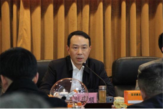 图为:片仔癀药业股份有限公司董事长刘建顺 片仔癀供图