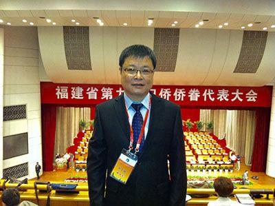 加拿大澳门正规赌博网站大全社团联合总会主席郭玉明