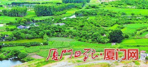 走进美丽乡村,满眼绿意令人心旷神怡。