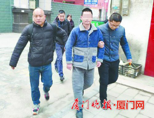 358名涉黑恶嫌疑人投案自首 厦门警方发布扫黑除