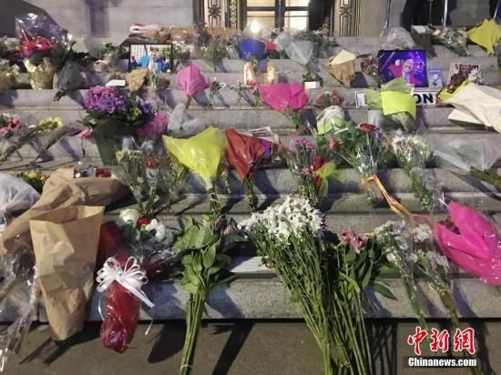资料图:当地时间2017年12月15日,美国旧金山举行李孟贤市长遗体告别仪式,纪念12日凌晨因心脏病去世的李孟贤。他是旧金山历史上首位华裔、亚裔市长,享年65岁。 中新社记者 刘丹 摄