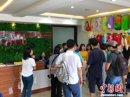 探访福建闽台农产品市场:台青西进就业创业的新平台
