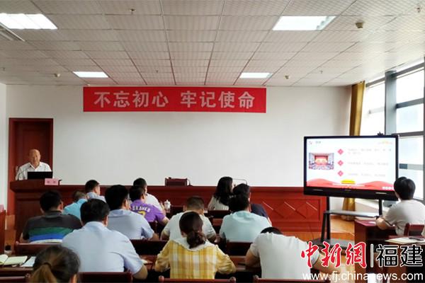 福船董事长_三峡集团董事长雷鸣山赴福船一帆考察调研