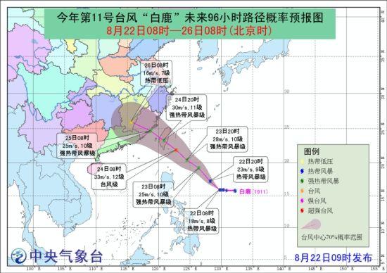 """台风""""白鹿""""将至 福建平潭赴台航线停航"""