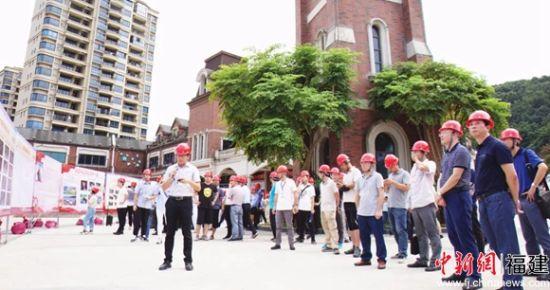 福建建工集团举办2019年全省普通公路施工标准化现场观摩会
