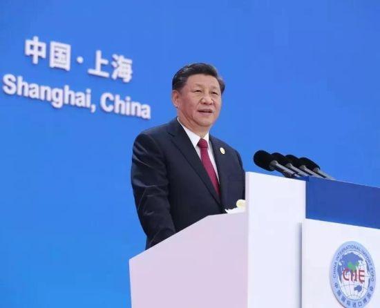 △国家主席习近平出席开幕式并发表题为《开放合作 命运与共》的主旨演讲。