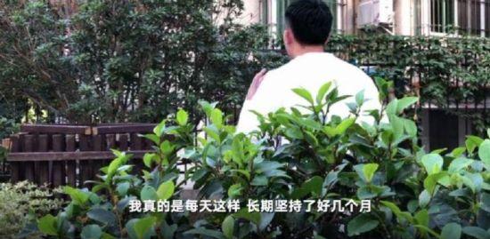 (此前媒体报道中小郑的回复。图片来源@新京报·紧急呼叫)