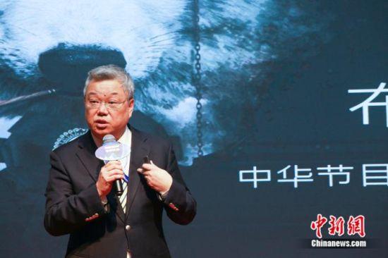台湾中华广播电视节目制作商业同业公会常务理事顾超担任制片的《鉴识英雄2》成为两岸首部打入Netflix国际市场的作品。徐晨 摄
