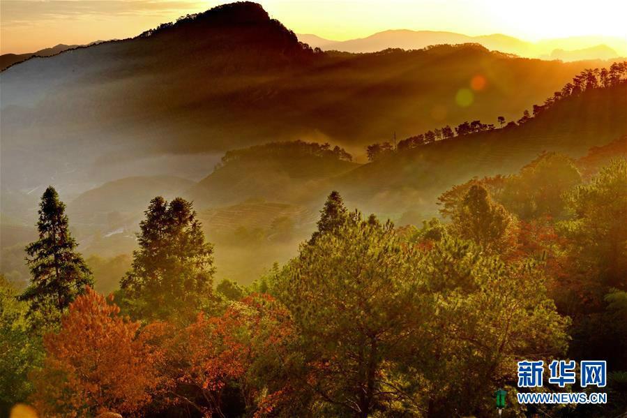 360怎么赚钱福建武夷山:世界遗产 绿水青山