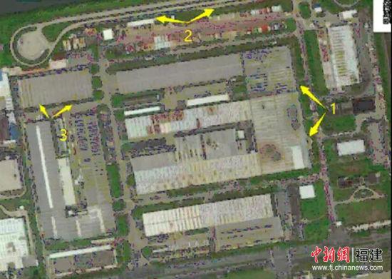 厂内5G基站分布图.