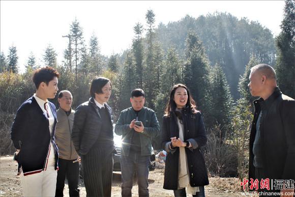 福安穆云乡上村村驻村第一书记:为家乡尽一份力