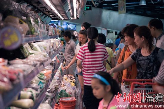 福建省主要食品价格跌多涨少 粮
