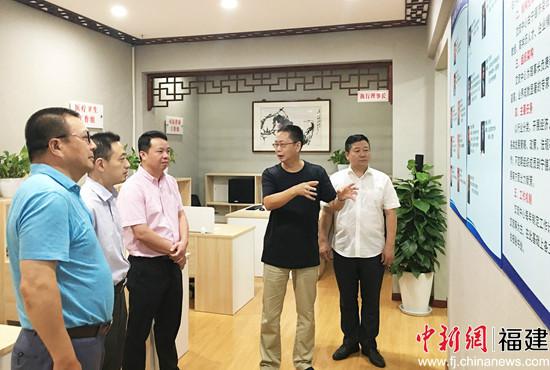 宁德市直有关部门赴上海拜会民进