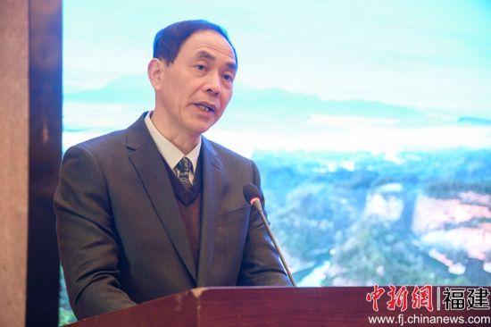 图为三明文化和旅游局局长廖荣华。李南轩 摄