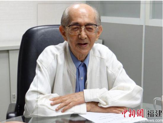 图为台湾儿童文学作家林良。