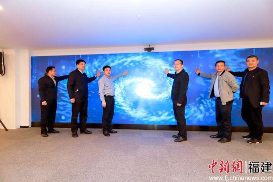 福州市社会工作主题宣传活动启动仪式。林春财 摄