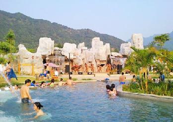 福州市别墅带游泳池