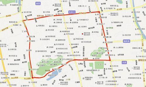 龙华限行区域地图