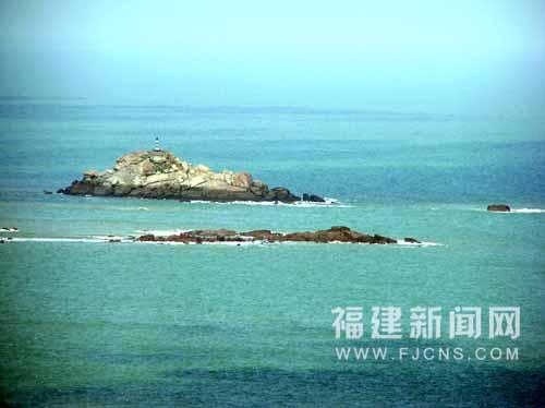福建新闻网·妈祖故乡莆田湄洲岛之一:湄洲岛之波