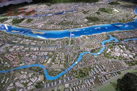 福州城区规划图顺德新城区规划具体包括了哪些镇街呢 顺德