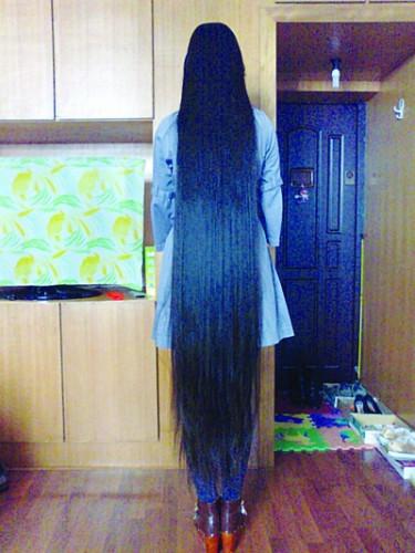 幼儿盘头发发型步骤