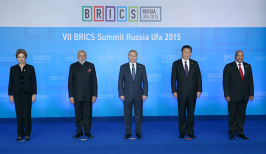2015年俄罗斯第七次会晤:共建伙伴关系 共创美好未来