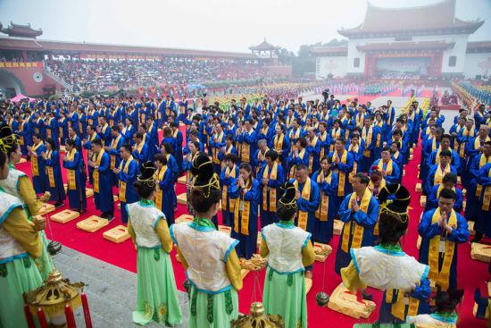 莆田:全球300多家妈祖宫庙回娘家