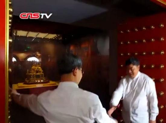 故宫鼓浪屿外国文物馆开馆 异域珍宝集中亮相