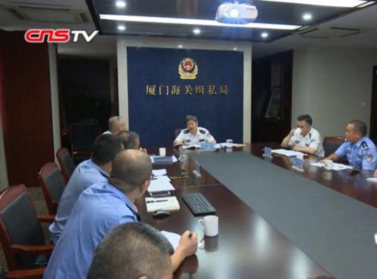 中菲海关联手跨国缉毒 破获604公斤走私冰毒案