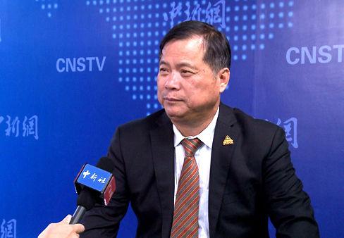 匹克集团董事长许景南:香港是闽企走向国际的跳板
