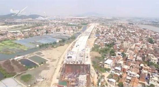 厦漳同城大道可望今年10月通车:打造厦漳半小时交通圈