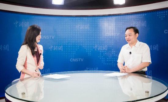 专访电子信息集团副总经理黄舒: