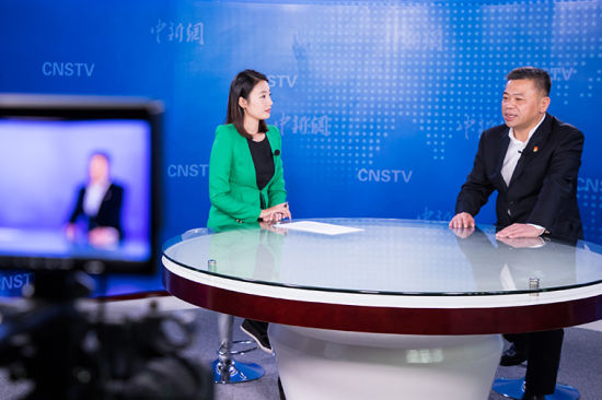 【本网访谈】省建工董事长林增忠: