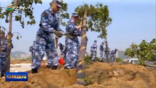 澳门威尼斯人网上赌场省军民参加全民义务植树活动 让子孙后代永享绿水青山